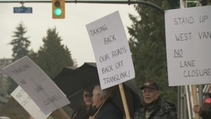 Plans to expand West Vancouver transit service sparks protests.